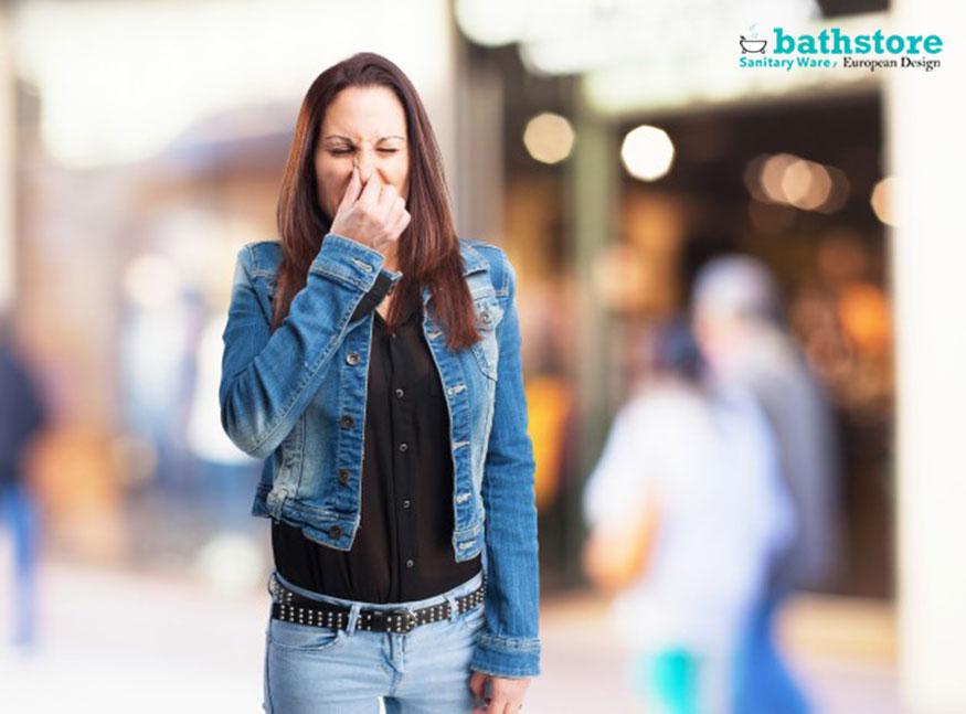 راه های از بین بردن بوی بد سرویس بهداشتی