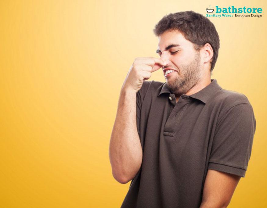 رهایی از بوی بد سرویس های بهداشتی