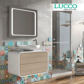 کابینت حمام LUCCO