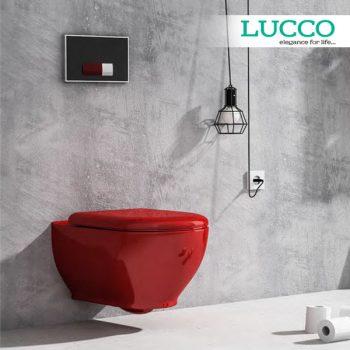 توالت فرنگی LUCCO